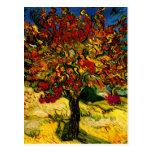Mulberry Tree Van Gogh Fine Art Postcard