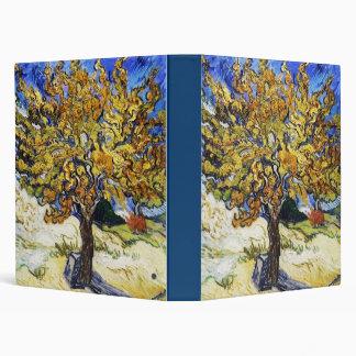 Mulberry Tree Vinyl Binder