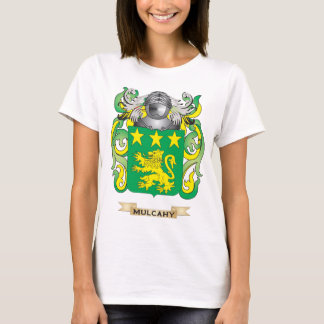 Mulcahy Coat of Arms (Family Crest) T-Shirt