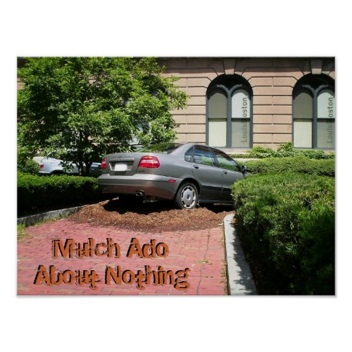 Mulch Ado About Nothing (2) Poster