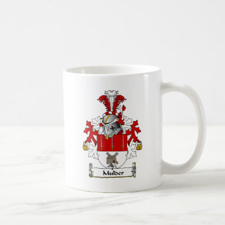 Mulder Family Crest Coffee Mug