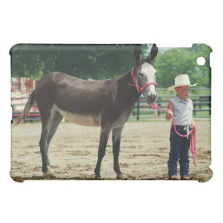 MULE AND DONKEY SHOW COVER FOR THE iPad MINI