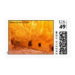 Mule Canyon, Utah Postage Stamp