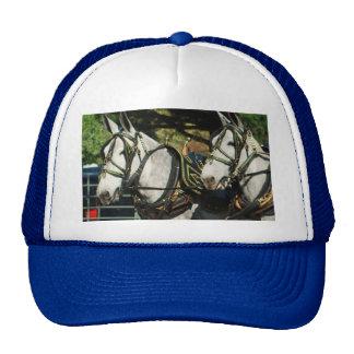 mule day parade trucker hat