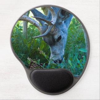 Mule Deer Buck Gel Mouse Pad