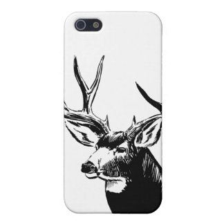 MULE DEER COVER FOR iPhone 5