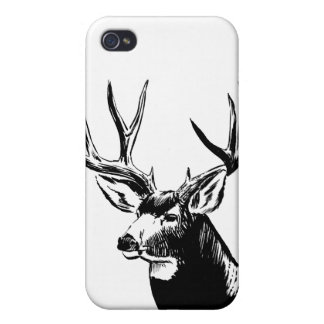 MULE DEER COVER FOR iPhone 4