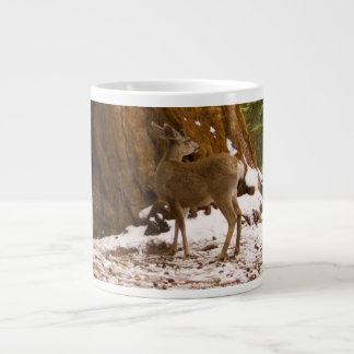Mule Deer Large Coffee Mug