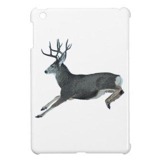 Mule deer motion iPad mini cases