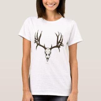 Mule deer skull T-Shirt