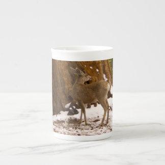 Mule Deer Tea Cup