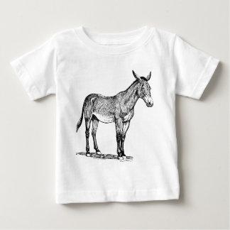 Mule Drawing, Stubborn Baby T-Shirt