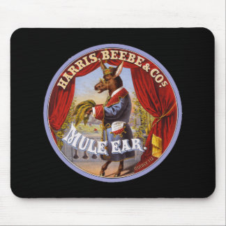 Mule Ear tobacco Mouse Pad