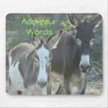 Mule mousepad-customize