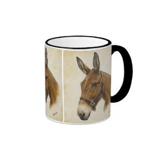 Mule Mug in Black