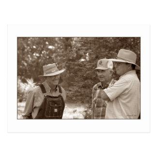 Mule Talkers Postcard