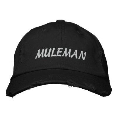 Muleman hat