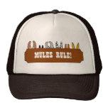 Mules Rule! Mesh Hat