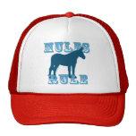Mules Rule Trucker Hats