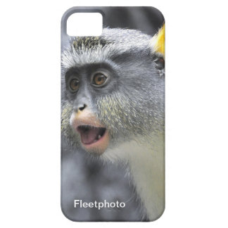 Muli-colored Wolf Monkey iPhone 5 Covers