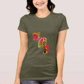 Muli-Retro Designs T-Shirt
