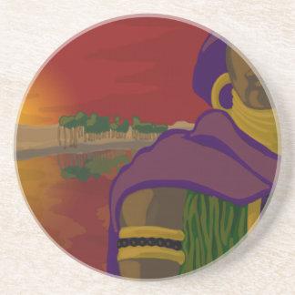 Muliebris Priorate.png Beverage Coasters