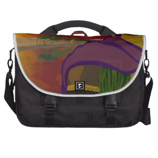 Muliebris Priorate.png Laptop Commuter Bag