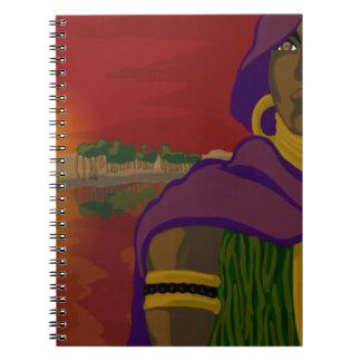 Muliebris Priorate.png Spiral Notebooks