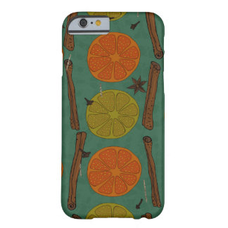 Mulled wine ingredients barely there iPhone 6 case