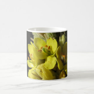 Mullein Flowers Coffee Mug