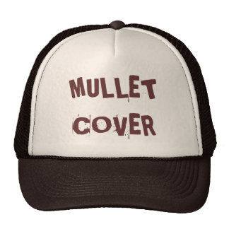 MULLET COVER TRUCKER HAT