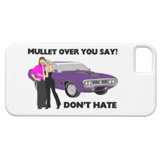 Mullet Over Think Again iPhone SE/5/5s Case