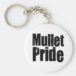 Mullets Rule Keychains