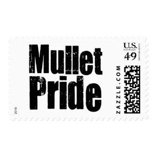 Mullets Rule Stamp