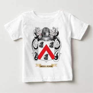 Mulligan Coat of Arms (Family Crest) Baby T-Shirt