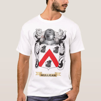 Mulligan Coat of Arms (Family Crest) T-Shirt