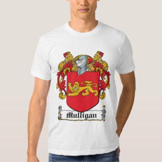 Mulligan Family Crest T-Shirt