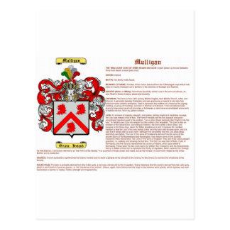 mulligan (significado) postales