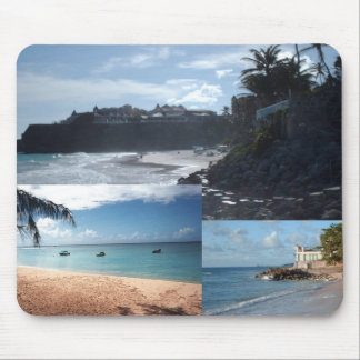 Mullins-Beach, Barbados Mouse Pad