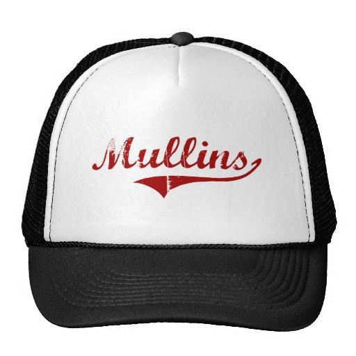 Mullins South Carolina Classic Design Mesh Hats