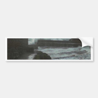 MULLION COVE CORNWALL BUMPER STICKER