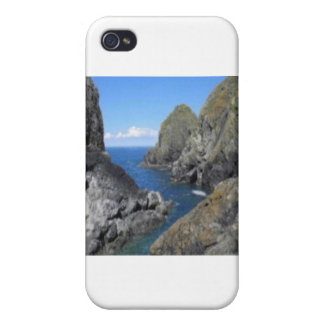 MULLION COVE CORNWALL COVERS FOR iPhone 4