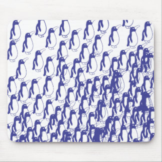 Mullti Penguin Mouse Pad