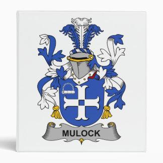 Mulock Family Crest Binder