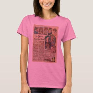 Mulsified Cocoanut Oil Shampoo 8 actresses T-Shirt