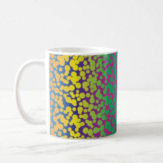 Multe el color taza de café