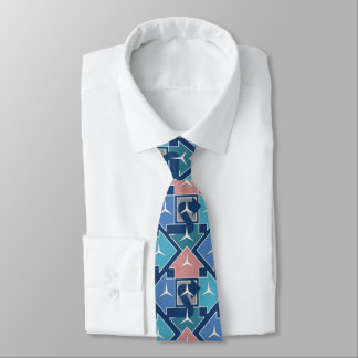 Multi Arrows Business Tie
