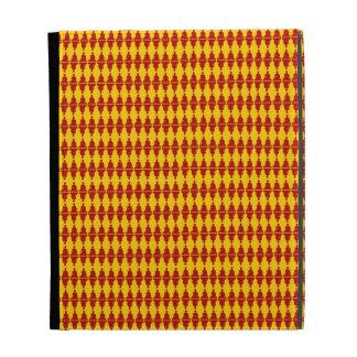 Multi-Buddha iPad Folio Cover