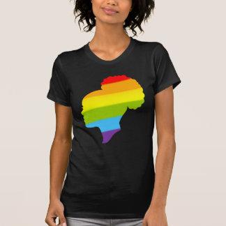 Multi Cameo Dark T-Shirt