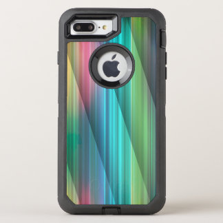 Multi Color Abstract (1) OtterBox Defender iPhone 7 Plus Case